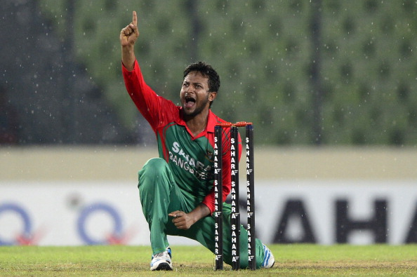 Big Bash Best Way To Prepare For World Cup Shakib Al Hasan