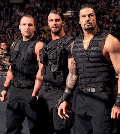 Wwe Goes Big With It S Exclusive Dvd On The Shield