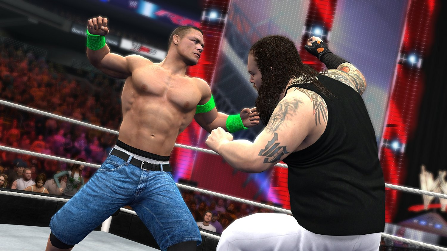wwe 2k15 sales better than wwe 2k14