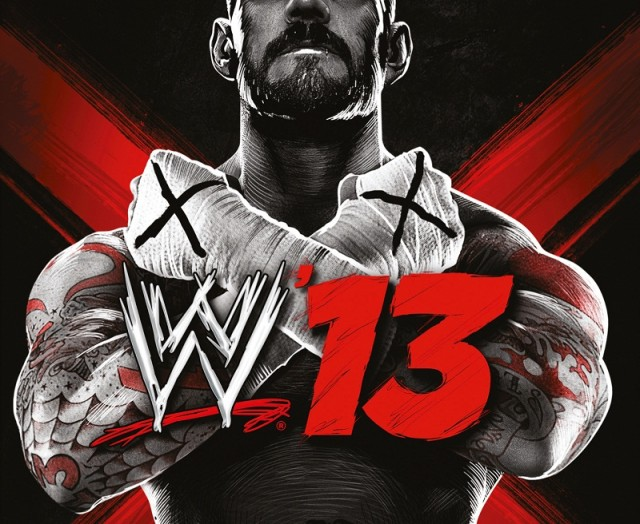 Cm punk reveals he wasn 39 t the first choice for wwe 39 13 39 s cover - Cm punk logo images ...