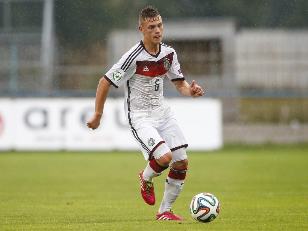 Joshua Kimmich The new Bavarian