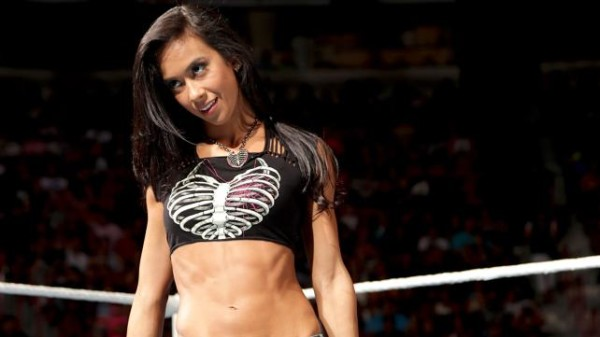 AJ Lee reacts to pregnancy rumours, WWE addresses rumours ...
