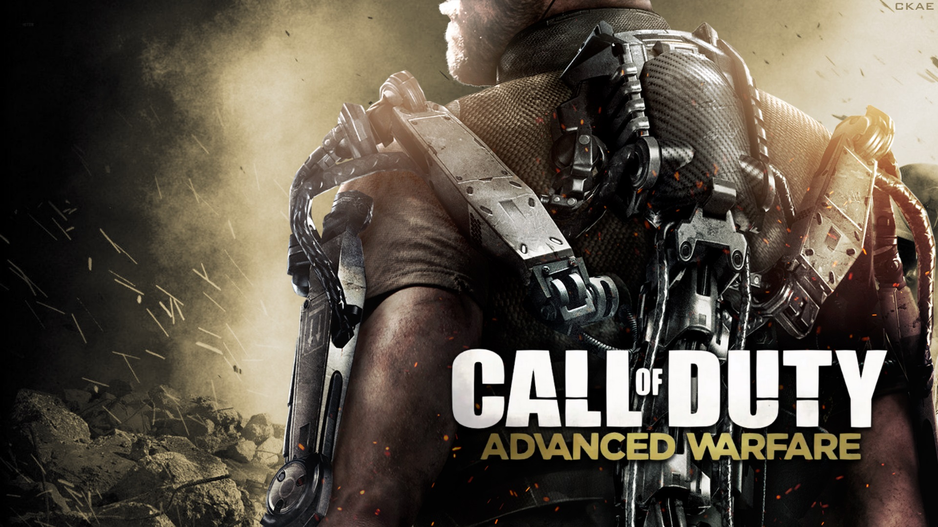 Call of Duty: Advanced Warfare ranked best selling game of 2014