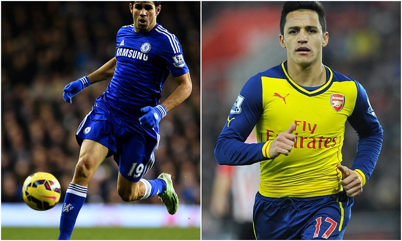 Costa and Sanchez