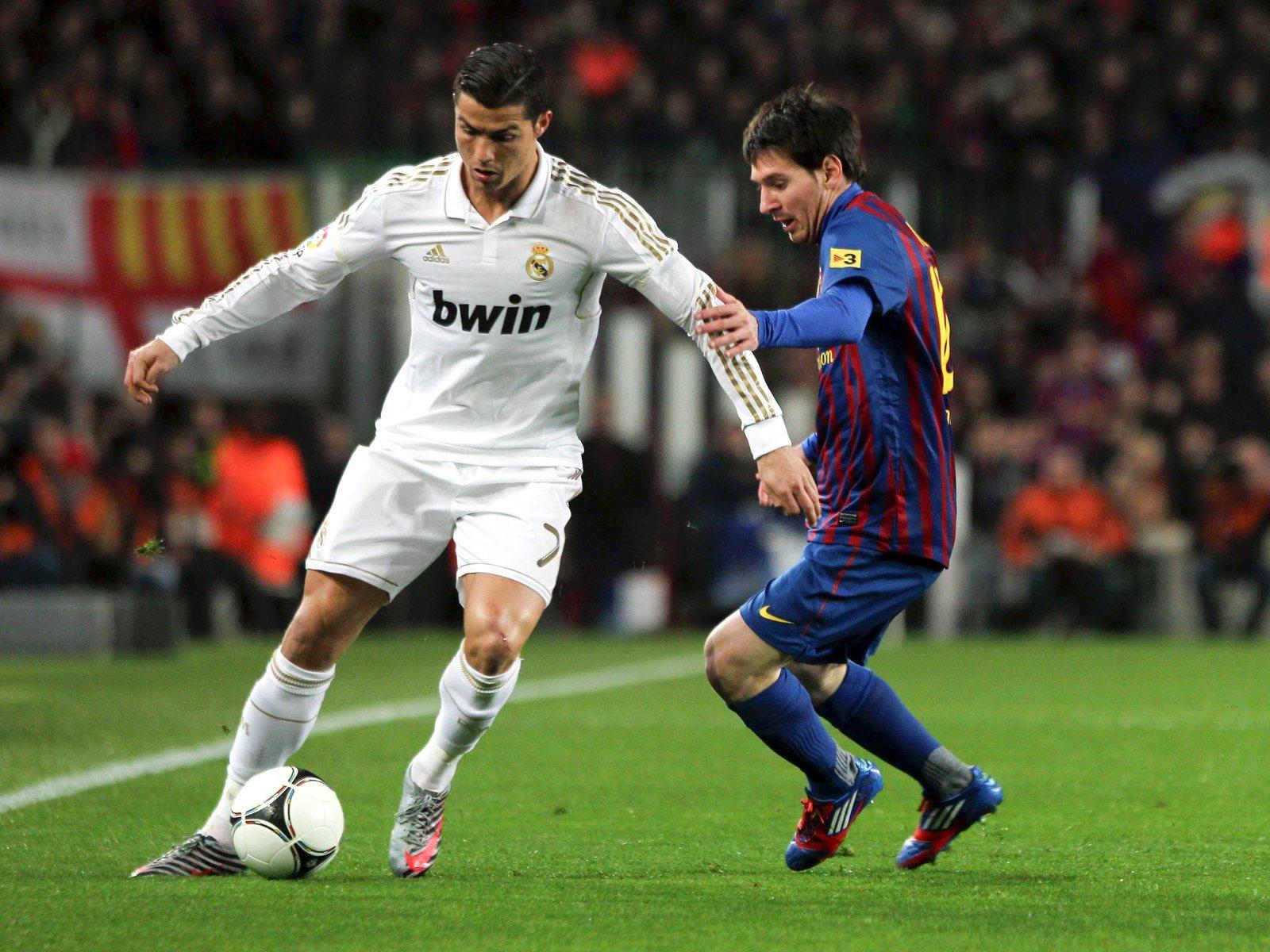 b7dc9c179767 Can Cristiano Ronaldo break Lionel Messi's goalscoring records this season?