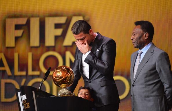 Cristiano Ronaldo Win