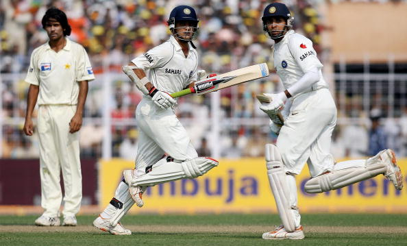 Sourav Ganguly VVS Laxman