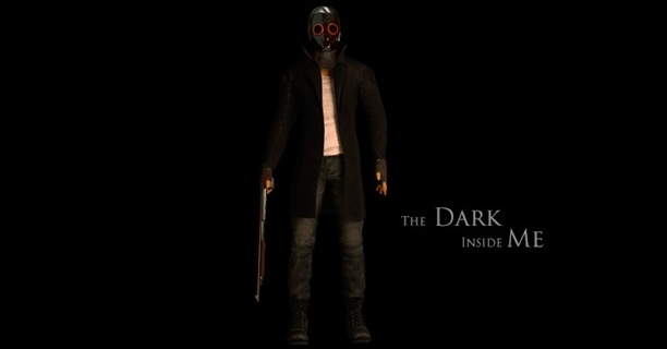 Upcoming psychological horror adventure game, The Dark Inside Me