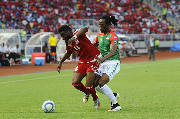 Equatorial Guinea vs Burkina Faso