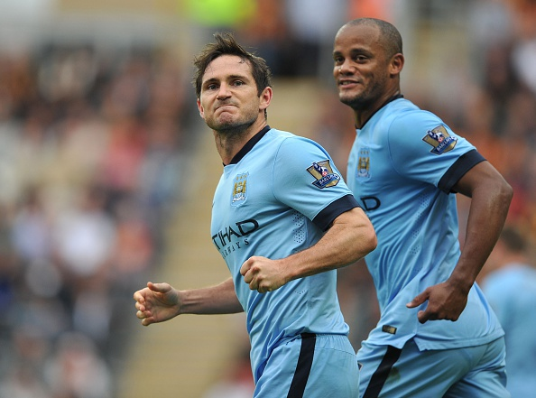 Frank Lampard Manchester City move explained
