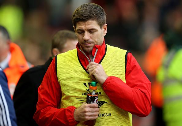 Gerrard bench