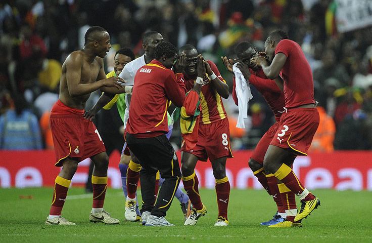 Ghana football team