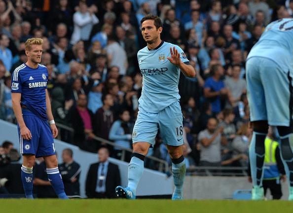 Lampard goal Chelsea