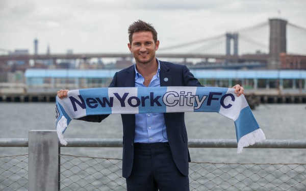 Lampard New York City FC