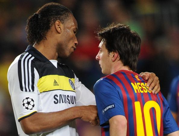 Lionel Messi Chelsea Instagram