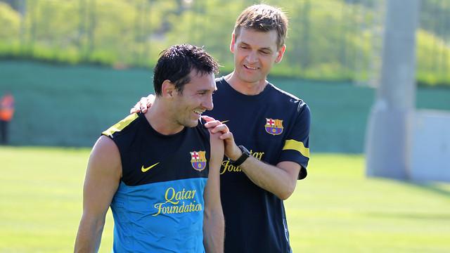 Lionel Messi Tito Vilanova
