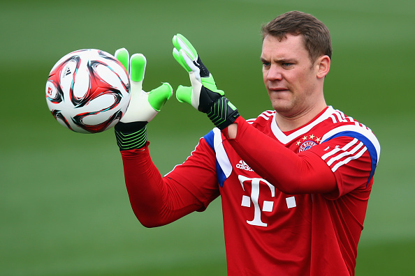Manuel Neuer Ballon d Or