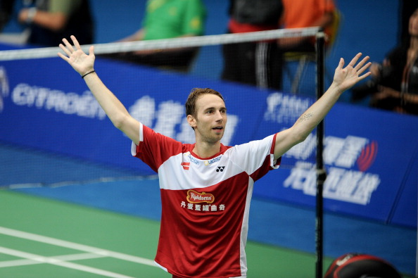 Mathias Boe