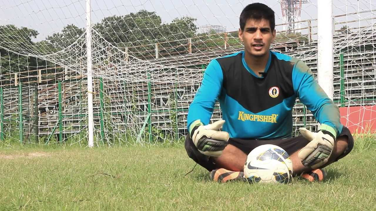 e240cafc7 Gurpreet Singh Sandhu becomes first Indian since 1936 to play for top  division European club