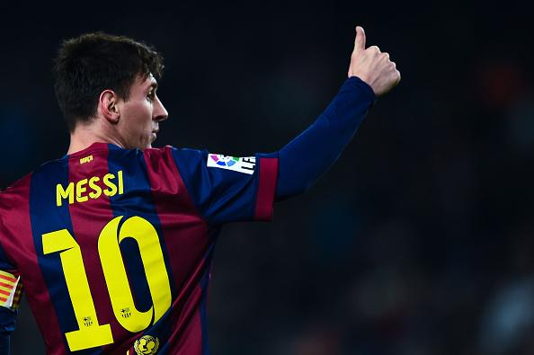 Messi Barcelona lies