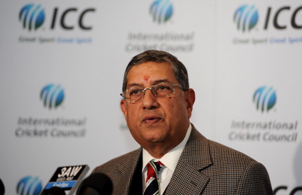 Image result for n srinivasan sportskeeda