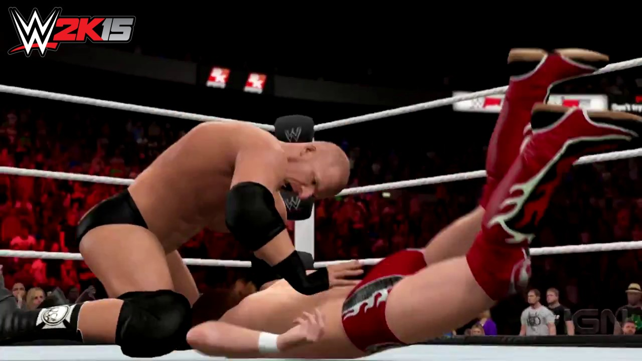 2K Games starts brainstorming for new features on WWE 2K16