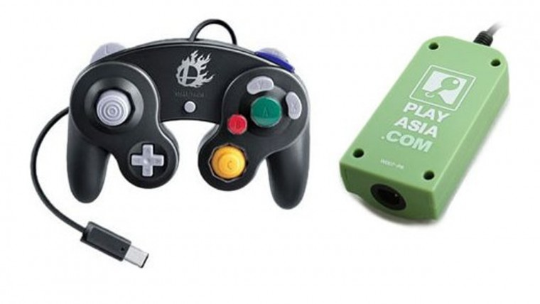 Third Party Gamecube Adapter Available for Wii U
