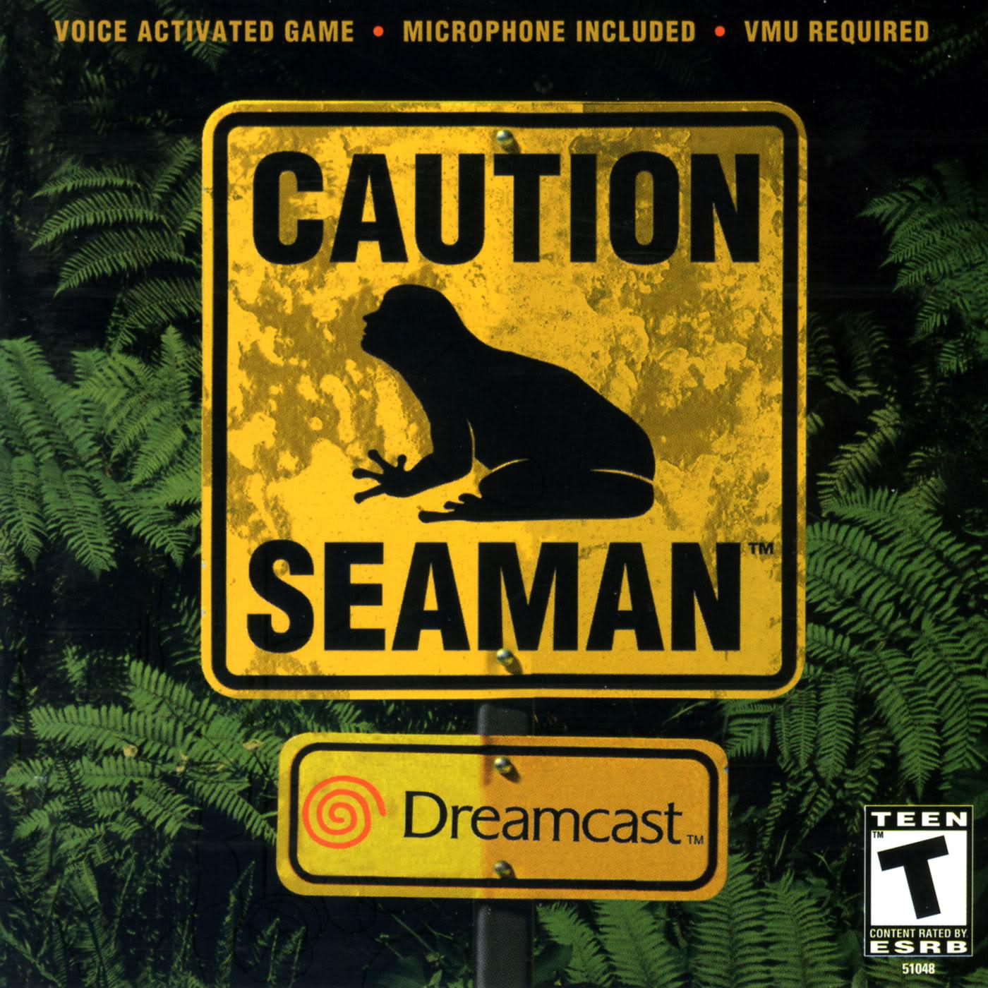 Devolver Digital CEO plans on making a new SeaMan Game