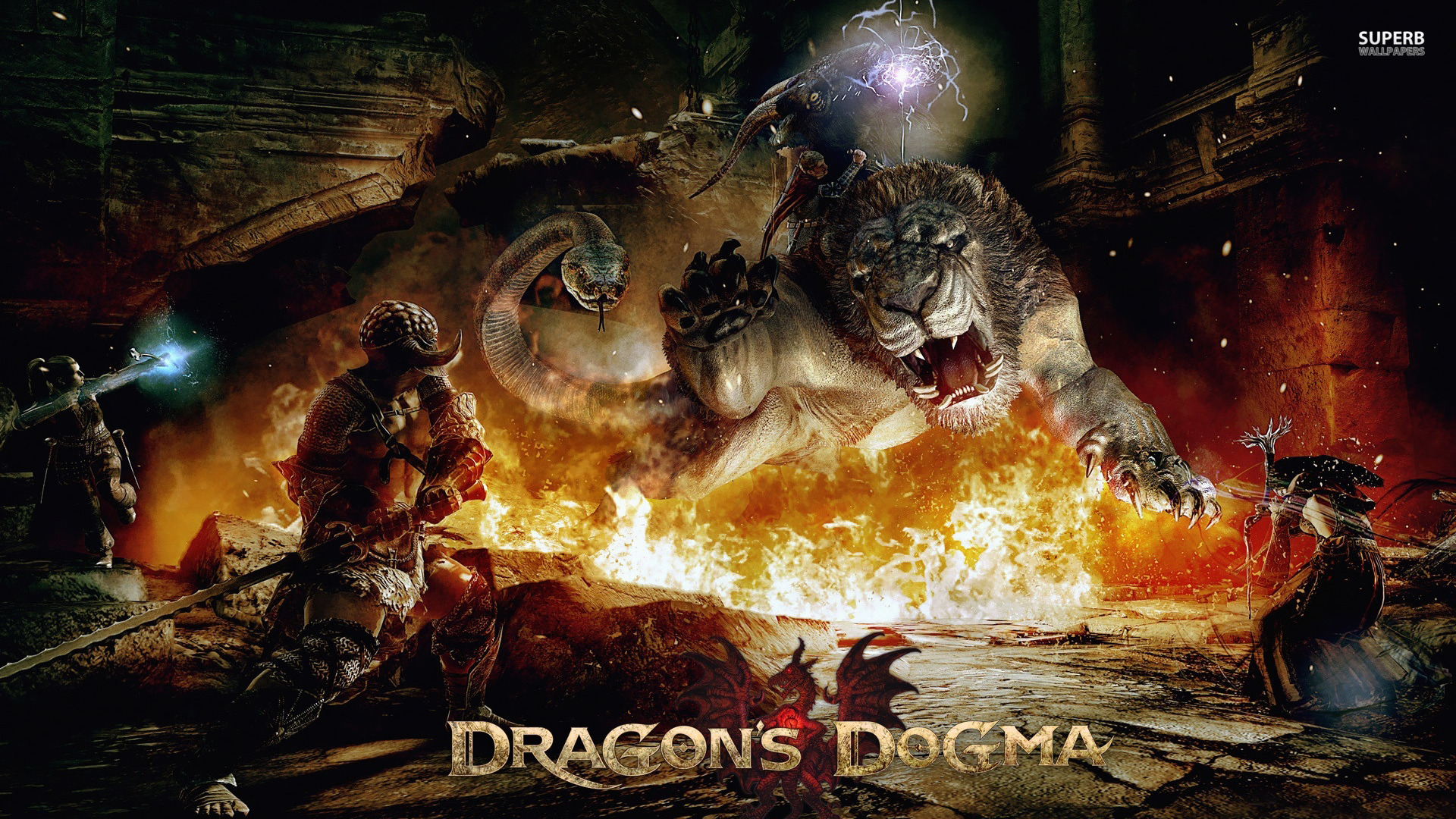 CapCom makes the official move for Dragon Dogma Online, registers for trademark