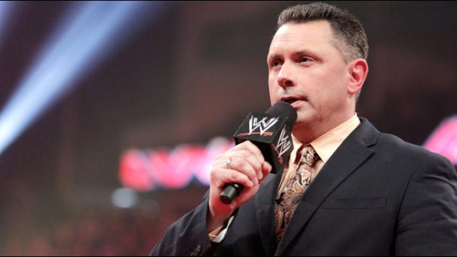 Michael Cole deemed to have started his work for the upcoming WWE 2K16