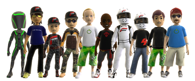 Microsoft Updates the Lovable Xbox Avatars