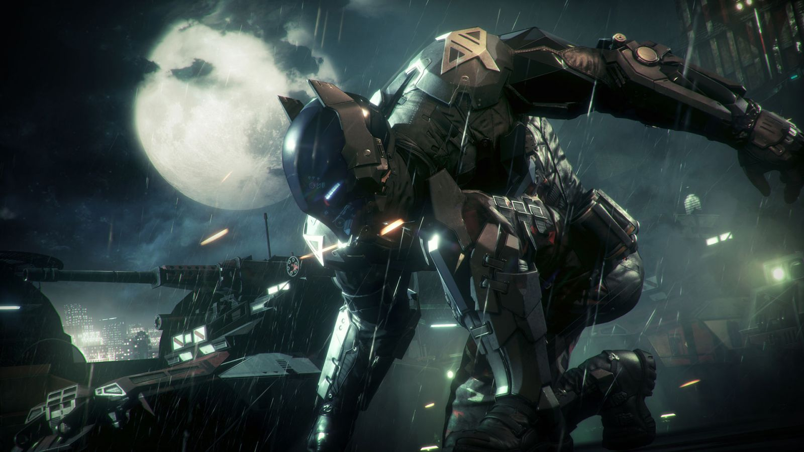 Spoiler alert dropped for Batman: Arkham Knight Limited Edition
