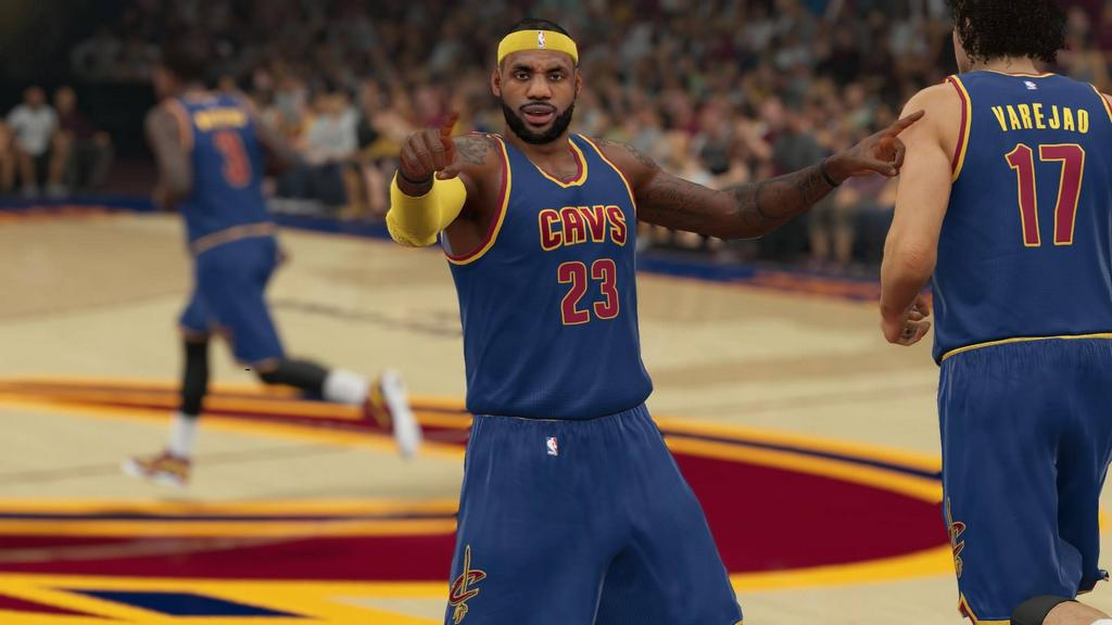 NBA 2K15 Gets new update, aims at adjusting the Roster after recent trades