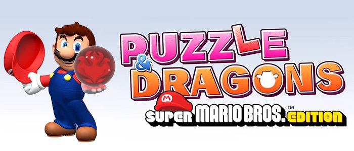 Super Mario Edition of Puzzles and Dragons announced for Nintendo 3DS