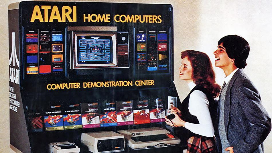 Remembering the Legend Atari Games