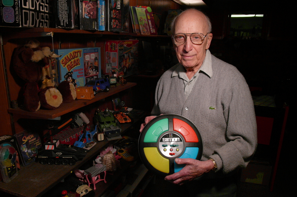 DICE Pioneer Award to be awarded posthumously to Ralph Baer