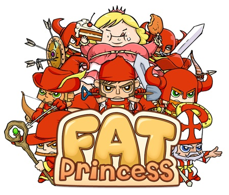 Fat Princess: Piece of Cake released for iOS, Android, and PlayStation Vita