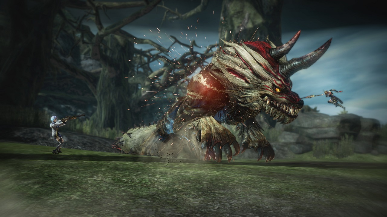 Toukiden to release for PlayStation 4 and PlayStation Vita