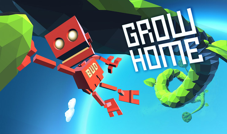 Ubisoft announces their new venture Grow Home