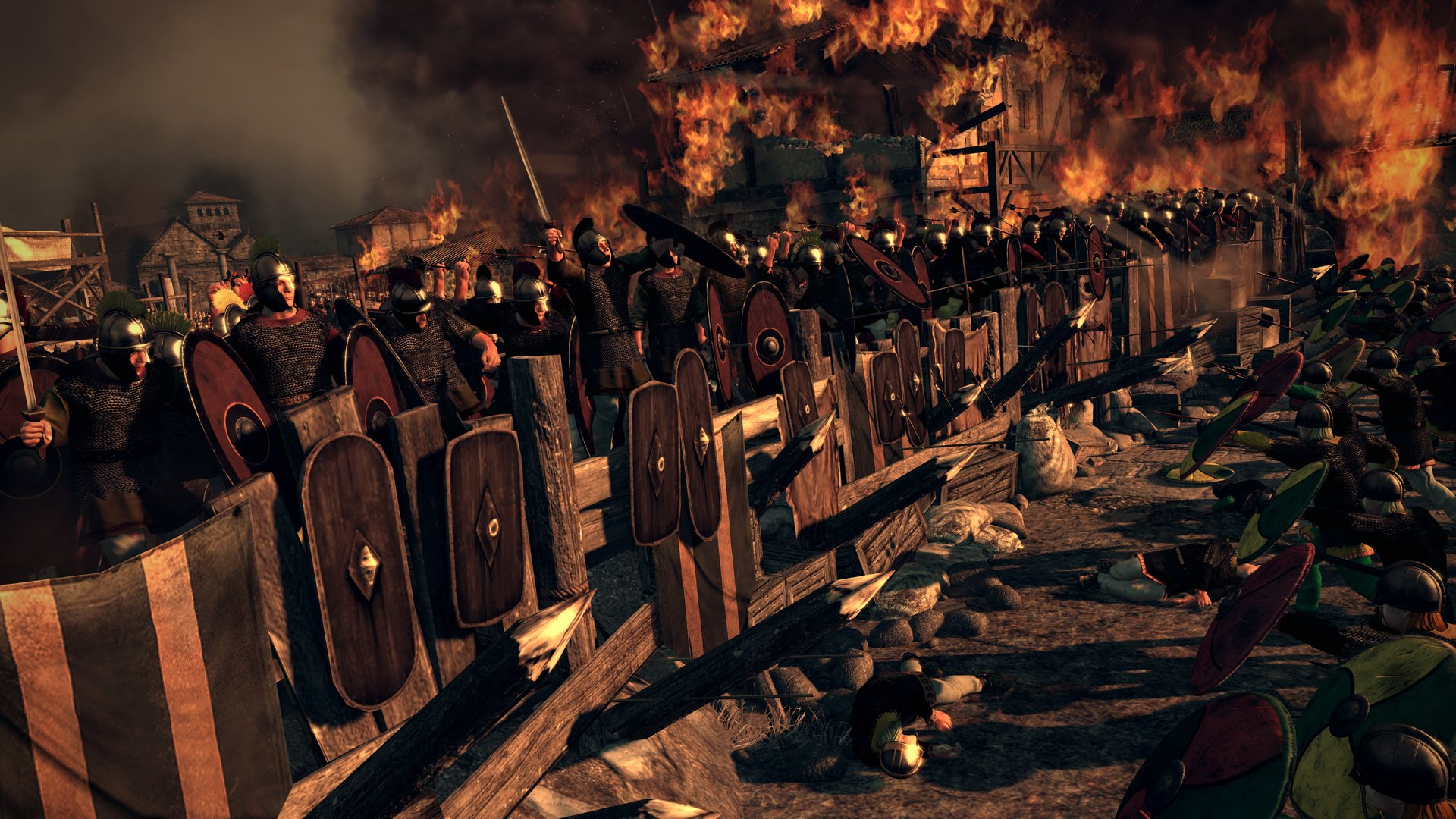 Historical Battles for Total War Attlia Revealed