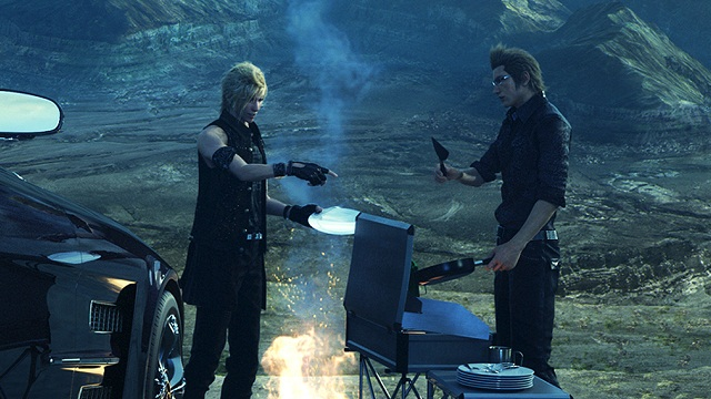 Final Fantasy XV graphics details revealed