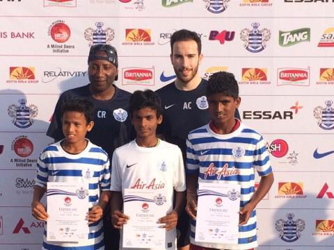QPR Mumbai kids