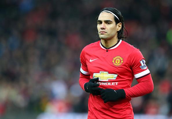 Radamel Falcao Manchester United no permanent move