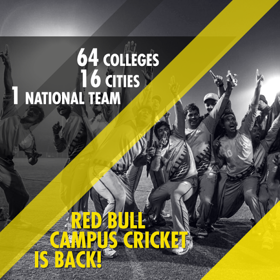 64 colleges from 16 cities across India will battle it out for the title of best college cricket team