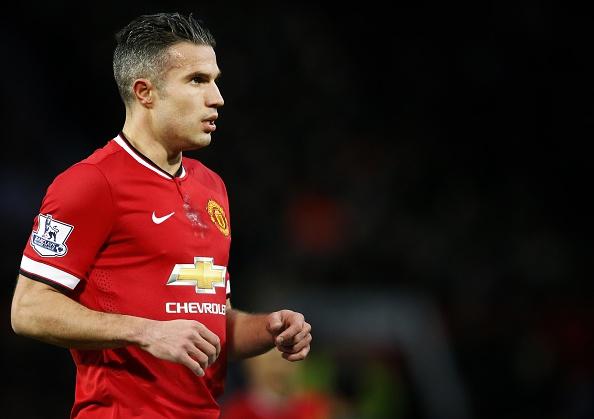 Robin van Persie Manchester United contract