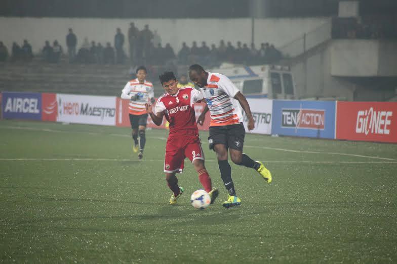 Shillong Lajong Mumbai FC