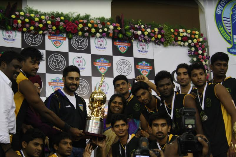 University of Madras crowned champions