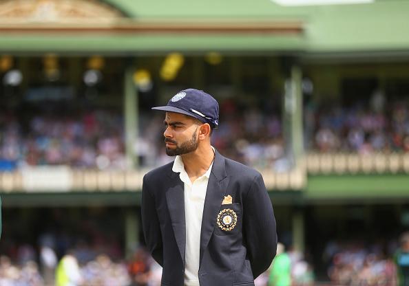 Australia Vs India 2014 15 4th Test Virat Kohli S