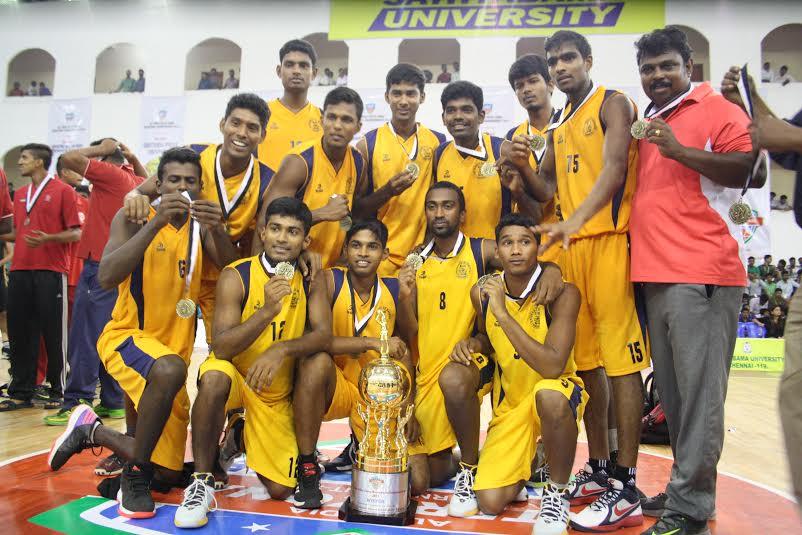 University of Madras were the winners of the inaugural UBA University Championships