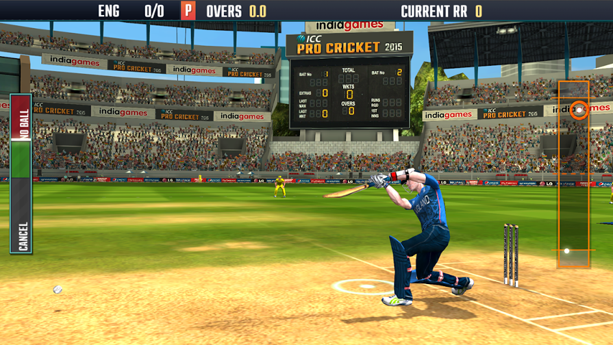ICC Pro Cricket 2015 - The Official game for ICC Cricket World Cup